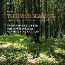آلبوم Vivaldi: The Four Seasons اثر Anne-Sophie Mutter