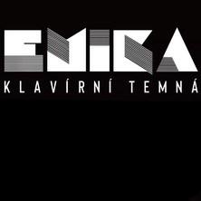 آلبوم Klavírní Temná اثر Emika