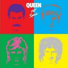 آلبوم Hot Space اثر Queen