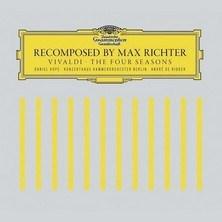 دانلود آلبوم موسیقی Recomposed By Max Richter: Vivaldi - The Four Seasons