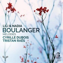 دانلود آلبوم موسیقی Cyrille-Dubois-Tristan-Raes-Lili-et-Nadia-Boulanger-Melodies