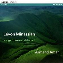 دانلود آلبوم موسیقی Levon-Minassian-Armand-Amar-Songs-From-a-World-Apart