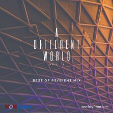 دانلود آلبوم موسیقی wom-a-different-world-psybient-mix-vol-3