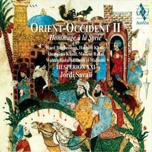 دانلود آلبوم موسیقی Jordi-Savall-Hesperion-XXI-Orient-Occident-II-Tribute-to-Syria