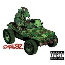 دانلود آلبوم موسیقی Gorillaz-Gorillaz