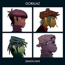 دانلود آلبوم موسیقی Gorillaz-Demon-Days