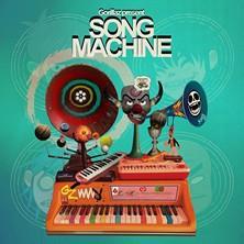 دانلود آلبوم موسیقی Gorillaz-Song-Machine-Season-One-Strange-Timez
