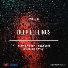 دانلود آلبوم موسیقی WoM-Deep-Feelings-Deep-House-Mix-Russian-Style-Vol-8