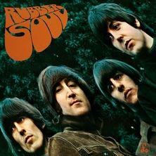 دانلود آلبوم موسیقی Rubber Soul