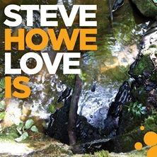 دانلود آلبوم موسیقی Steve-Howe-Love-Is