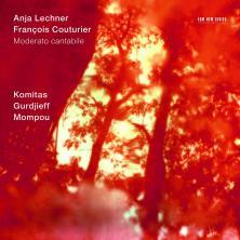 دانلود آلبوم موسیقی Anja-Lechner-Francois-Couturier-Komitas-Gurdjieff-Mompou-Moderato-Cantabile