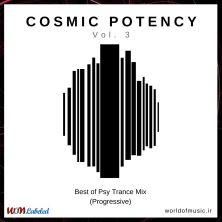 آلبوم Cosmic Potency - Psy Trance Mix (Progressive), Vol. 3 اثر Various Artists