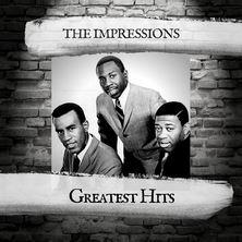 دانلود آلبوم موسیقی The-Impressions-Greatest-Hits