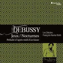 دانلود آلبوم موسیقی Francois-Xavier-Roth-Debussy-Jeux-Nocturnes-Prelude-a-L-Apres-Midi-d-un-Faune-Live