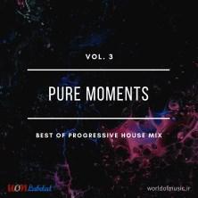 دانلود آلبوم موسیقی WoM-Pure-Moments-Progressive-House-Mix-Vol-3