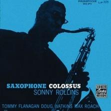 دانلود آلبوم موسیقی Sonny-Rollins-Saxophone-Colossus