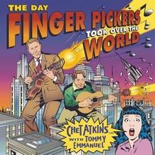 دانلود آلبوم موسیقی Chet-Atkins-and-Tommy-Emmanuel-The-Day-Finger-Pickers-Took-Over-the-World