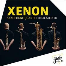 دانلود آلبوم موسیقی Xenon-Saxophone-Quartet-Dedicated-To