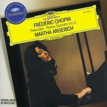 دانلود آلبوم موسیقی Martha-Argerich-Chopin-Preludes-Sonata-No-2