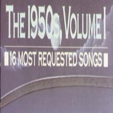 دانلود آلبوم موسیقی Various-Artists-16-Most-Requested-Songs-of-the-1950s-Volume-One