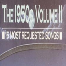 دانلود آلبوم موسیقی Various-Artists-16-Most-Requested-Songs-of-the-1950s-Volume-Two